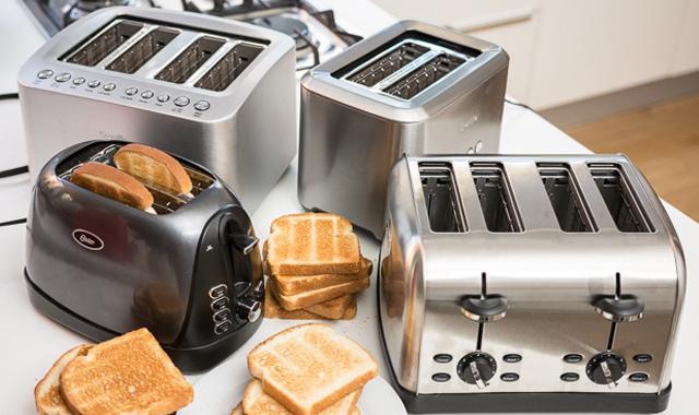 7 лучших тостеров