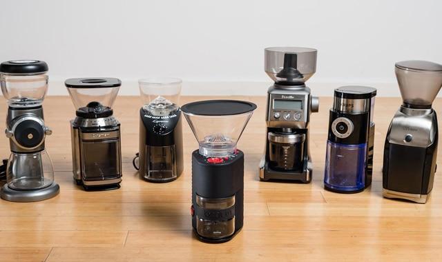 6 лучших кофемолок